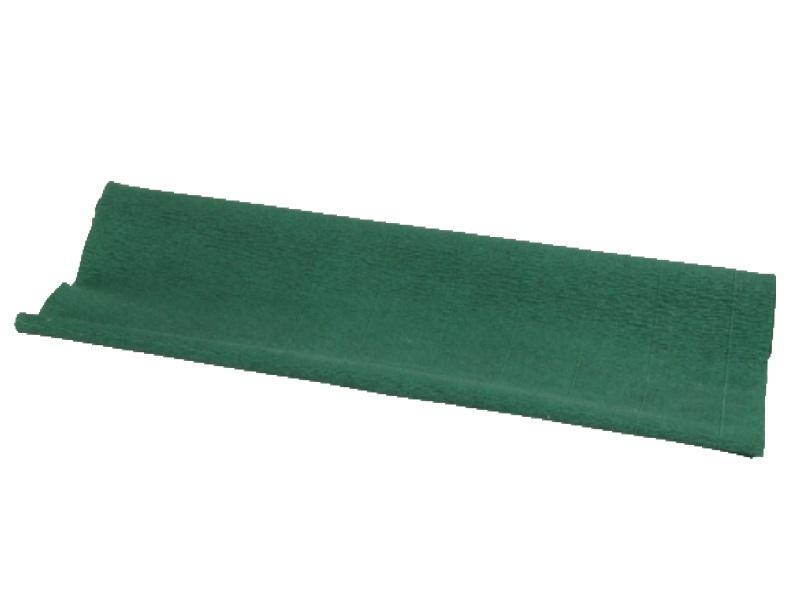 5 Rollen Floristen Krepppapier je 250cm, Farbe  Farbe DUNKELGRÜN