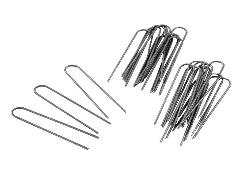 1 Kg Efeunadeln aus Metall  (Länge - 100 mm)