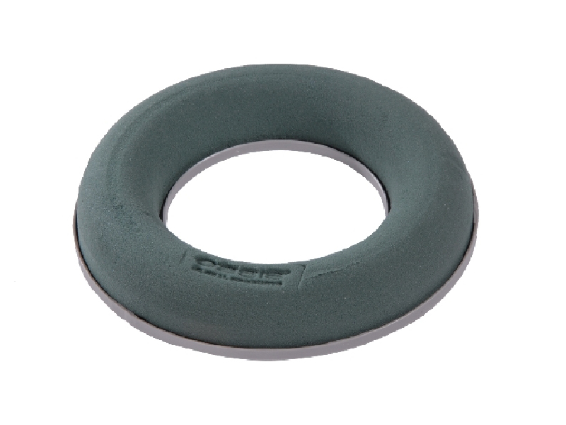 QASIS - Ideal Solo Ringe Steckschaum 6 Ringe - Ø 20cm