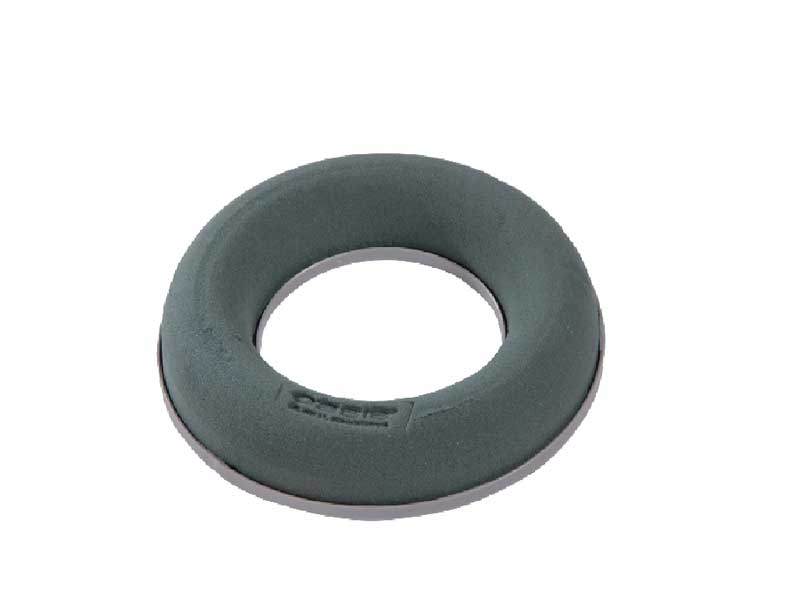 QASIS - Ideal Solo Ringe Steckschaum 4 Ringe - Ø 30cm