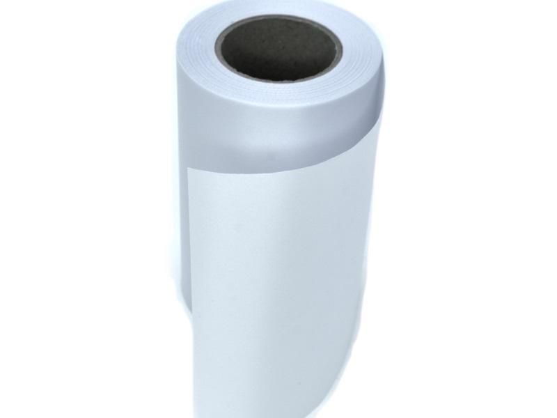 Kranzband Super-Satin 50mm x 25m - Farbe Weiss