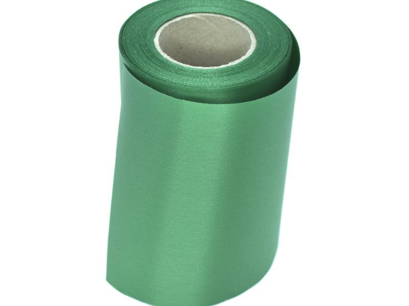 Kranzband Super-Satin 50mm x 25m - Farbe Grassgrün