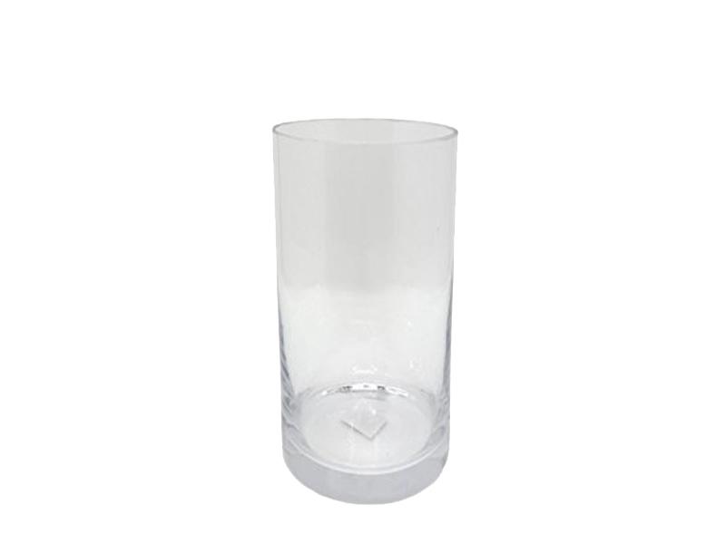 Glasvase Dekoglas Zylinder Ø 15 cm - (Ø 15 cm x Höhe 30 cm)