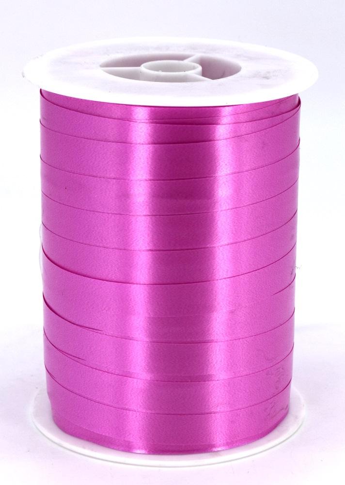 Geschenkband Ringelband Kräuselband 10mm x 250m Farbe Pink