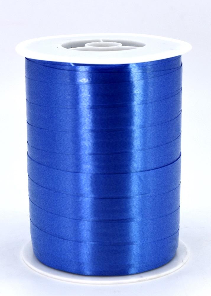 Geschenkband Ringelband Kräuselband 10mm x 250m Farbe Blau