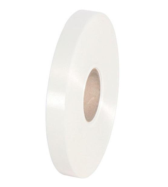 Geschenkband Kräuselband Ringelband 19mm 100m Farbe Weiss