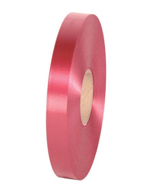 Geschenkband Kräuselband Ringelband 19mm 100m Farbe Bordeaux