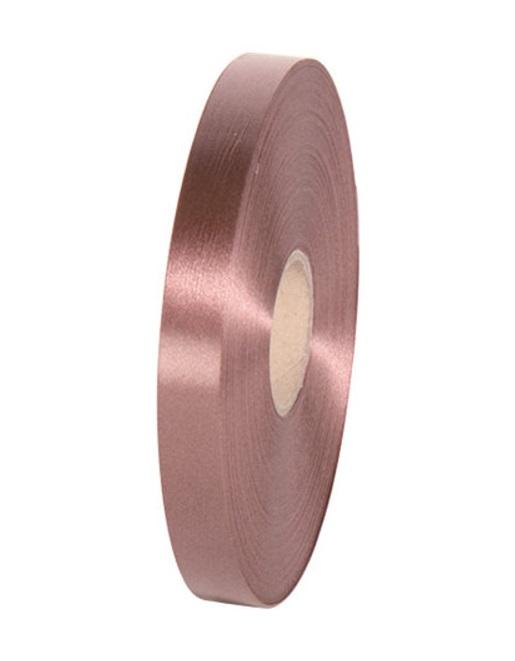 Geschenkband Kräuselband Ringelband 19mm 100m Farbe Braun