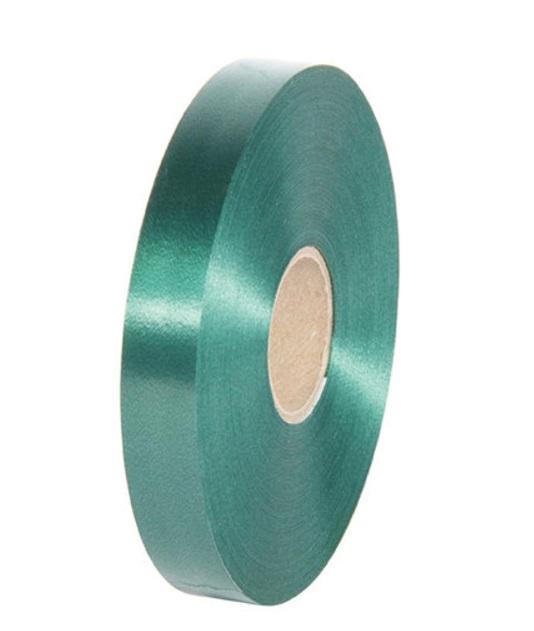 Geschenkband Kräuselband Ringelband 19mm 100m Farbe Dunkelgrün