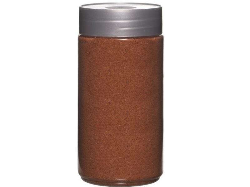 Dekosand Farbsand ca.650g Dose – Cognac